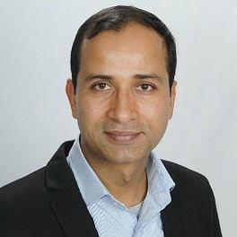 Sourabh Tiwari, PMP