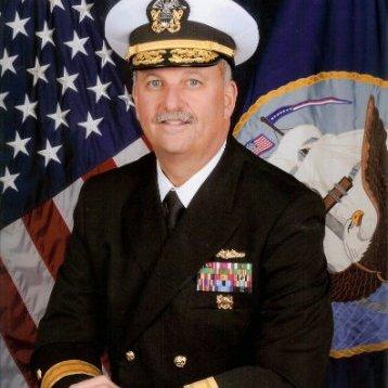 Bruce Gillingham, MD. RADM, MC, USN