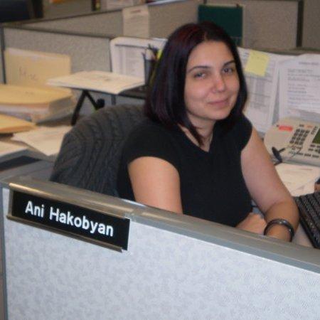 Ani Hakobyan, MBA