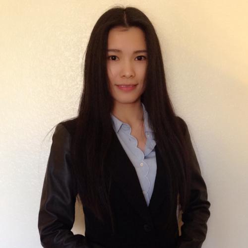Qinghua(Phoebe) He, CMA candidate