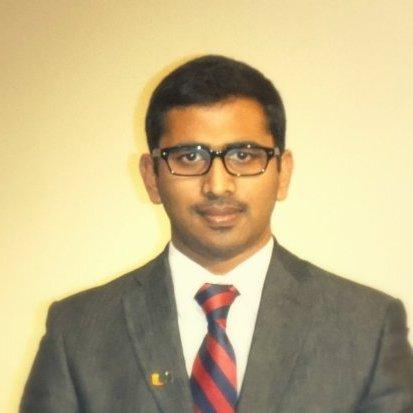 Vishnu Teja, MBA