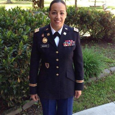 Sgt. Gloria Rosario