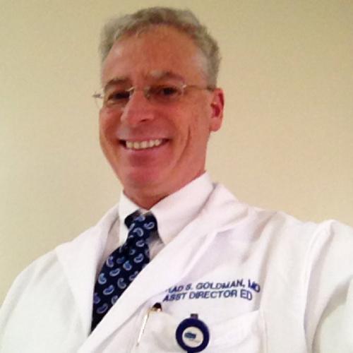 Brad Goldman, MD FACEP FAAEM