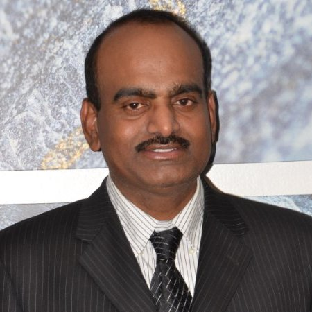 Venkata N. Naidu, MCom, FCA, OCP, PMP